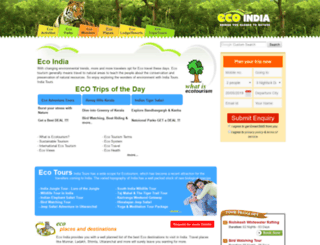 ecoindia.com screenshot