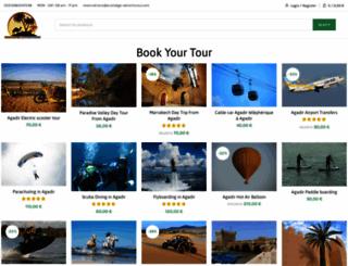 ecolodge-adventures.com screenshot