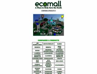 ecomall.com screenshot