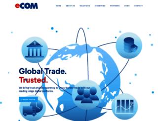 ecomasialtd.com screenshot