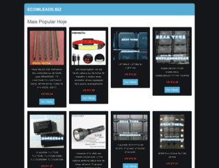 ecomleads.biz screenshot