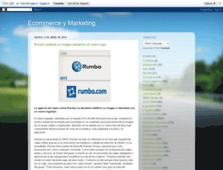 ecommerceymarketing.blogspot.mx screenshot
