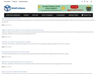 ecommnewz.com screenshot