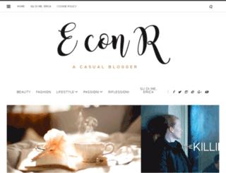 econerre.com screenshot