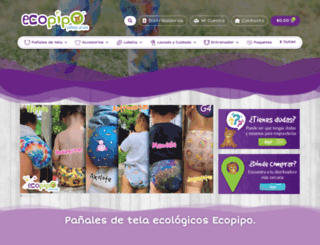 ecopipo.com screenshot