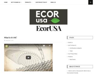 ecorusa.com screenshot