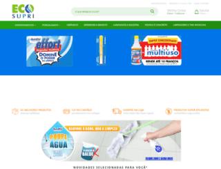 ecosupri.com.br screenshot