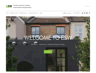 ecosw.co.uk screenshot