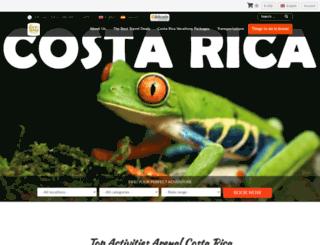 ecoterracostarica.com screenshot