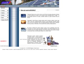 ecovolt.ro screenshot