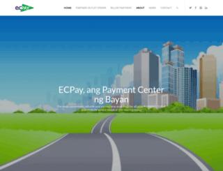 ecpay.ph screenshot