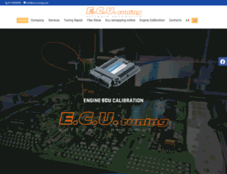 ecu-tuning.com screenshot