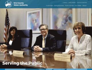 ecwa.org screenshot
