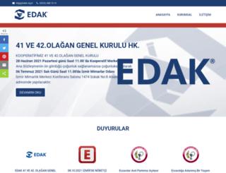 edak.org.tr screenshot