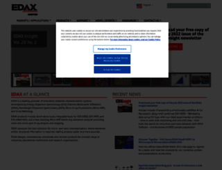 edax.com screenshot