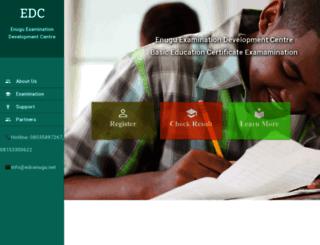 edcenugu.net screenshot