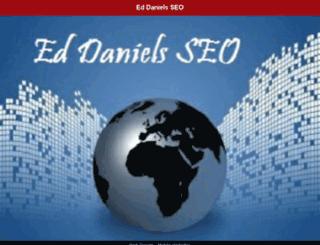 eddanielsseo.com screenshot