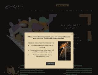 eddiev.com screenshot