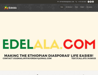 edelala.com screenshot