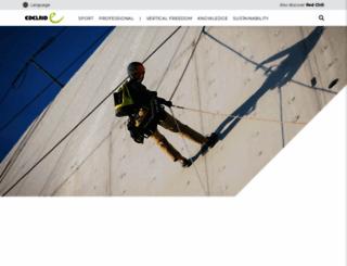 edelrid.de screenshot