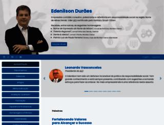 edenilsonduraes.com.br screenshot