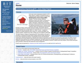 edge.rit.edu screenshot
