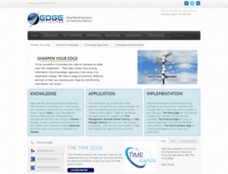 edgeli.com screenshot