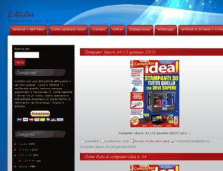 editalia.bz screenshot