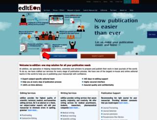 editeon.com screenshot