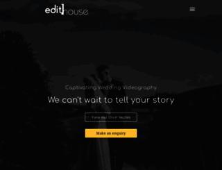 edithouse.ie screenshot