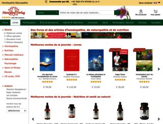 editions-narayana.fr screenshot