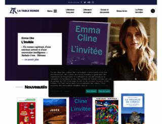 editionslatableronde.fr screenshot