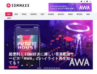 edmmaxx.com screenshot