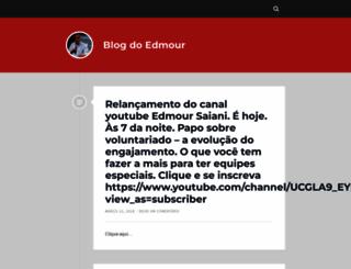 edmoursaiani.wordpress.com screenshot