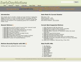 edms.org.uk screenshot