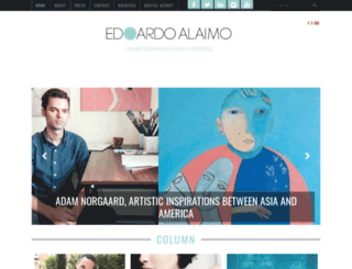 edoardoalaimo.com screenshot