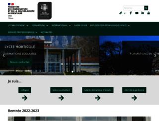 edp.educagri.fr screenshot