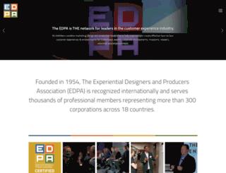 edpa.com screenshot