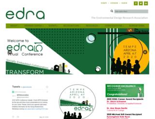 edra.org screenshot