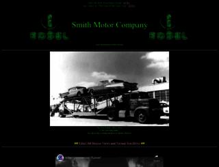 Access The Edsel Smith Motor Company