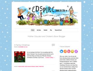 edspire.co.uk screenshot