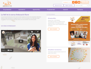 educaciolliure.org screenshot