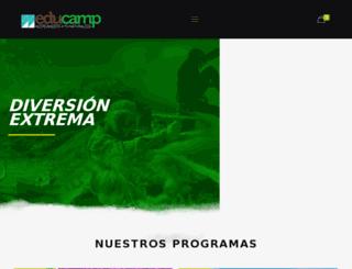educamp.com.mx screenshot