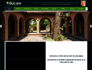 educare.edu.mx screenshot