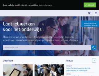 educatie.kennisnet.nl screenshot