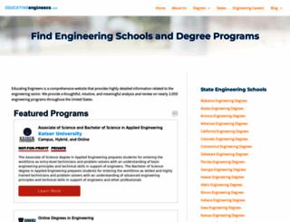 educatingengineers.com screenshot
