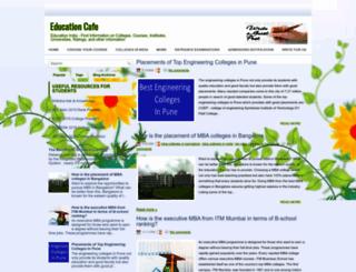education-cafe.blogspot.com screenshot