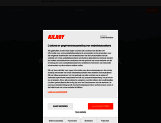 education.kilroyworld.nl screenshot