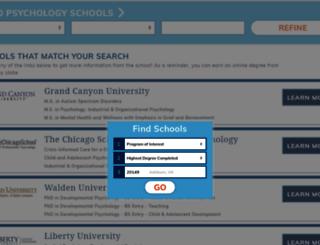 educationatlas.com screenshot