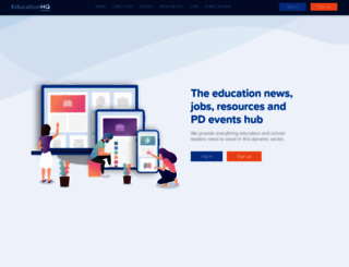 educationhq.com screenshot